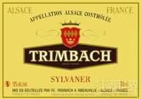婷芭克世家西万尼干白葡萄酒(F.E.Trimbach Sylvaner,Alsace,France)