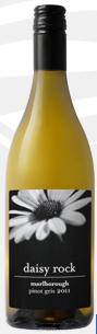美芬雏菊岩石灰皮诺干白葡萄酒(Maven Daisy Rock Pinot Gris,Marlborough,New Zealand)