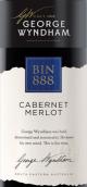 云咸Bin 888赤霞珠-梅洛干红葡萄酒(Wyndham Estate Bin 888 Cabernet - Merlot, South Eastern Australia, Australia)