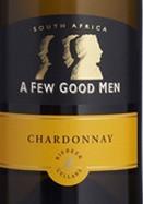 利比克义海雄风霞多丽干白葡萄酒(Riebeek Cellars A Few Good Men Chardonnay,Swartland,South ...)