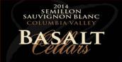 巴萨尔特赛美蓉-长相思混酿干白葡萄酒(Basalt Cellars Semillon-Sauvignon Blanc,Oregon,USA)