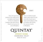 Quintay Q Pinot Noir,Casablanca Valley,Chile