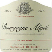 伊曼纽尔·鲁热阿里高特干白葡萄酒(Domaine Emmanuel Rouget Aligote,Burgundy,France)