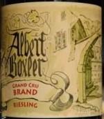 Albert Boxler Riesling Brand,Alsace Grand Cru,France