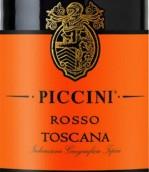 比奇尼黄标托斯卡纳干红葡萄酒(Piccini Orange Label Rosso Toscana IGT, Tuscany, Italy)