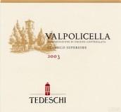 泰得奇经典瓦尔波利塞拉干红葡萄酒(Tedeschi Family Vineyards Valpolicella Classico Superiore, Veneto, Italy)