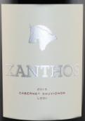 赞托斯洛迪赤霞珠干红葡萄酒(Xanthos Cabernet Sauvignon, Lodi, USA)