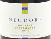 鲁道夫酒庄穆黛尔霞多丽干白葡萄酒(Neudorf Moutere Chardonnay, Nelson, New Zealand)