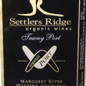 移民脊茶色波特风格加强酒(Settlers Ridge Organic Tawny Port,Margaret River,Australia)