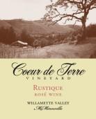 地心酒庄麦克明维尔系列桃红葡萄酒(Coeur de Terre McMinnville Rose Rustique,Willamette Valley,...)