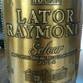 拉图雷蒙塞勒干红葡萄酒(Lator Raymond Seleur,Bordeaux,France)