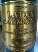 拉图雷蒙塞勒干红葡萄酒(Lator Raymond Seleur, Bordeaux, France)