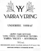 雅拉优伶酒庄昂德希尔西拉干红葡萄酒(Yarra Yering Underhill Shiraz, Yarra Valley, Australia)