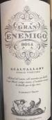 格兰艾纳米格单一园品丽珠干红葡萄酒(Gran Enemigo Single Vineyard Cabernet Franc, Gualtallary, Argentina)