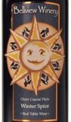 贝尔维尤冬香甜红葡萄酒(Bellview Winery Winter Spice Red Table Wine, Outer Coastal Plain, USA)