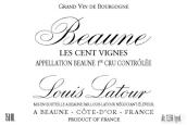 路易拉图圣维涅园干红葡萄酒(Louis Latour Les Cent Vignes, Beaune, France)