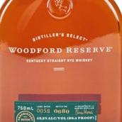 伍德福德珍藏酿酒师精选纯黑麦威士忌(Woodford Reserve Distiller's Select Straight Rye Whiskey,...)