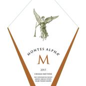 蒙特斯欧法M干红葡萄酒(Montes Alpha M,Apalta Valley,Chile)