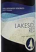 云杉木湖边干红葡萄酒(Sprucewood Shores Lakeside Red,Ontario,Canada)