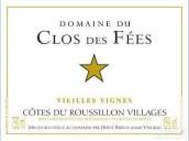 仙子酒庄老藤红葡萄酒(Le Clos des Fees Vieilles Vignes,Cotes du Roussillon ...)
