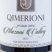 奇美欧尼阿拉扎尼谷混酿半甜型白葡萄酒(Qimerioni Alazani Valley,Gurjaani,Georgia)