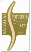 萨尔瓦莱灰皮诺干白葡萄酒(Salvalai Pinot Grigio,Veneto,Italy)