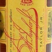 EH泰勒上校纯黑麦威士忌(Colonel E.H.Taylor Straight Rye Whiskey,Kentucky,USA)