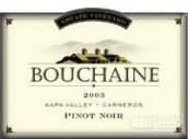 波尔金卡内罗斯黑皮诺干红葡萄酒(Bouchaine Vineyards Carneros Pinot Noir,Napa Valley,USA)