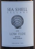 贝壳酒庄低潮干红葡萄酒(Sea Shell Cellars Low Tide,Paso Robles,USA)