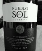 Pueblo del Sol Pinot Noir Reserva,Uruguay