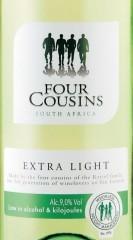 凡拉润四兄弟白葡萄酒(Van Loveren Four Cousins Extra Light White,Robertson,South ...)