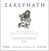 撒勒法霞多丽干白葡萄酒(Zarephath Wines Chardonnay,Great Southern,Australia)