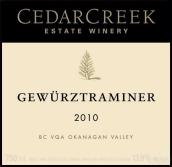 克里克酒庄琼瑶浆干白葡萄酒(CedarCreek Estate Winery Gewurztraminer,Okanagan Valley,...)