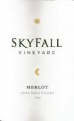 天幕梅洛干红葡萄酒(Skyfall Vineyard Merlot,Columbia Valley,USA)