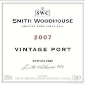 辛明顿家族史密斯伍德豪斯年份波特酒(Symington Family Smith Woodhouse Vintage Port, Douro, Portugal)