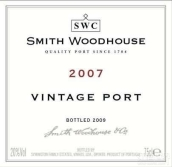 辛明顿家族史密斯伍德豪斯年份波特酒(Symington Family Smith Woodhouse Vintage Port, Douro, Portugal)