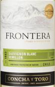 干露远山长相思-赛美蓉干白葡萄酒(Concha Y Toro Frontera Sauvignon Blanc-Semillon, Central Valley, Chile)