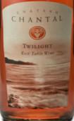 香塔尔曙光桃红葡萄酒(Chateau Chantal Twilight, Old Mission Peninsula, USA)