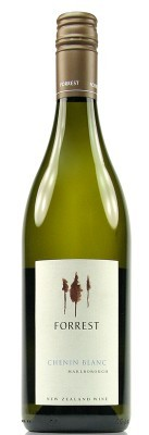 富利来白诗南干白葡萄酒(Forrest Estate Chenin Blanc,Marlborough,New Zealand)
