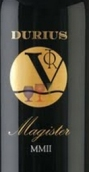 康科迪亚法师之语干红葡萄酒(Marques de la Concordia Durius Magister MM V,Arribes,Spain)