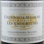 木尼艾爱侣园(香波-慕西尼一级园)红葡萄酒(Domaine Jacques-Frederic Mugnier Les Amoureuses,Chambolle-...)