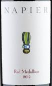 南品雅红色勋章红葡萄酒(Napier Winery Red Medallion, Wellington, South Africa)
