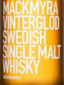 麦克米拉冬日之光瑞典单一麦芽威士忌(Mackmyra Vinterglod Swedish Single Malt Whisky,Sweden)