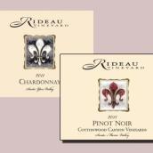 丽都混合搭配黑皮诺-霞多丽干白葡萄酒(Rideau Vineyard Mix and Match Pinot-Chardonnay,Santa Ynez ...)