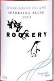 鲁克利桃红起泡酒(Rookery Sparkling Blush,Kangaroo Island,Australia)