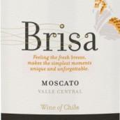 海景布里萨系列莫斯卡托干白葡萄酒(Vistamar Brisa Moscato,Central Valley,Chile)