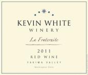凯文·怀特博爱干红葡萄酒(Kevin White Winery La Fraternite Red Wine,Yakima Valley,USA)
