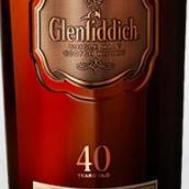 格兰菲迪40年苏格兰单一麦芽威士忌(Glenfiddich 40 Years Old Single Malt Scotch Whisky,Speyside,...)