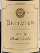 贝尔维尤味而多干红葡萄酒(Bellview Winery Petit Verdot,Outer Coastal Plain,USA)