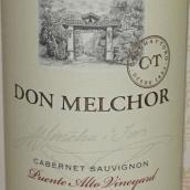 干露魔爵赤霞珠红葡萄酒(Concha y Toro Don Melchor Cabernet Sauvignon, Puente Alto, Chile)